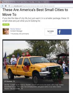 Movoto #1 City