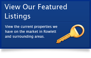 Rowlett Featured Listings