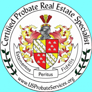 Probate Certification